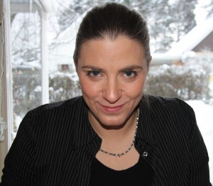 Anna Troberg kommer till Norrlandsparley. Foto: Michelle Dunbar
